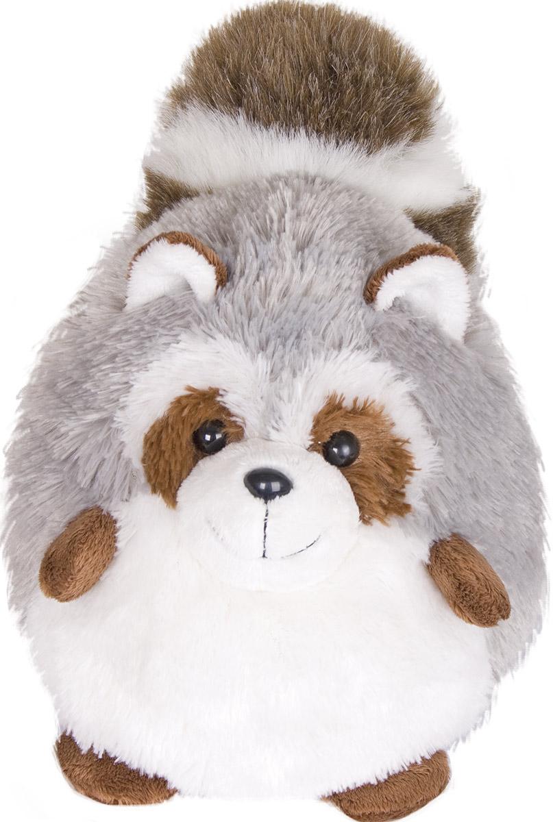 Gulliver Мягкая игрушка Пушистый хвостик Енотик 20 см gulliver енотик 14 68620