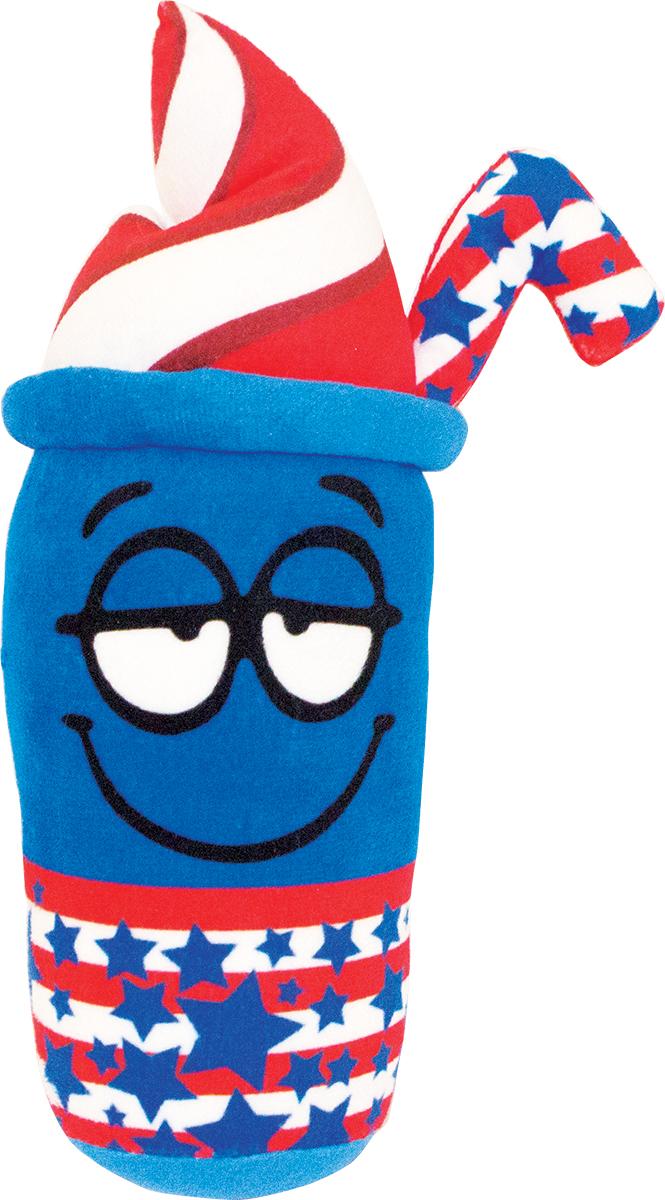 Button Blue Мягкая игрушка Коктейль-американер 20 см