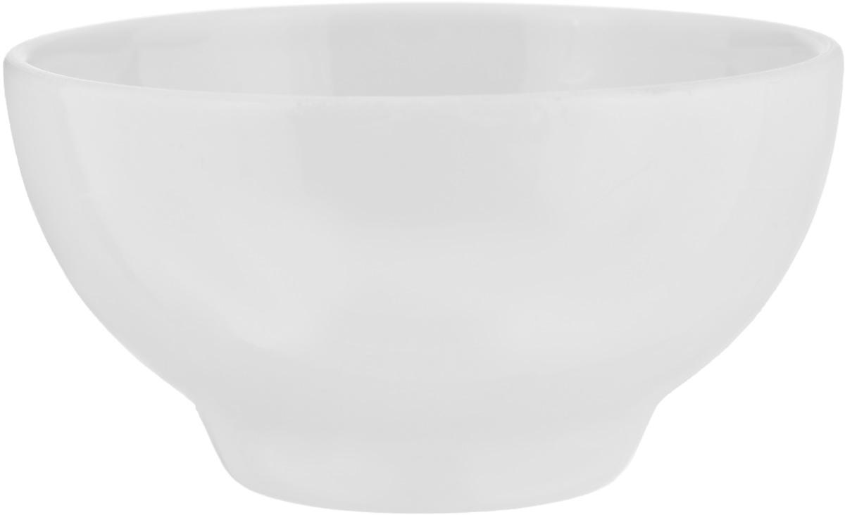 Пиала Белье, 330 мл508040Пиала Белье изготовлена из высококачественного фарфора. Изделие прекрасно подойдет для подачи салата или мороженого. Благодаря изысканному дизайну, такая пиала станет бесспорным украшением праздничного или обеденного стола. Она дополнит коллекцию кухонной посуды и будет служить долгие годы. Диаметр пиалы (по верхнему краю): 11,8 см.Высота стенки пиалы: 6,5 см.