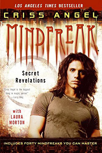 Mindfreak: Secret Revelations the revelations of jude connor