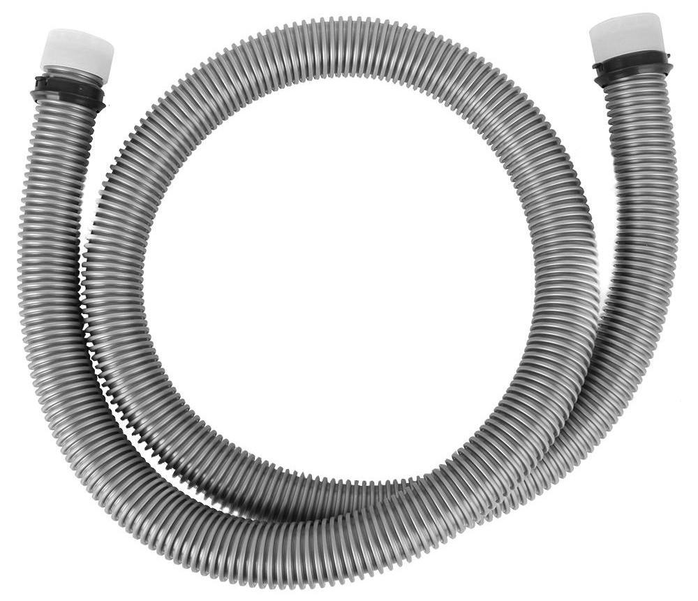 Filtero FTT 01 шланг для пылесосов универсальныйFTT 01Filtero FTT 01 - универсальный гофрированный шланг длиной 1,5 м для любых типов пылесосов. Наличие универсальных колец с защелками по краям шланга позволяет использовать его с большинством пылесосов известных торговых марок.Диаметр: 32 мм