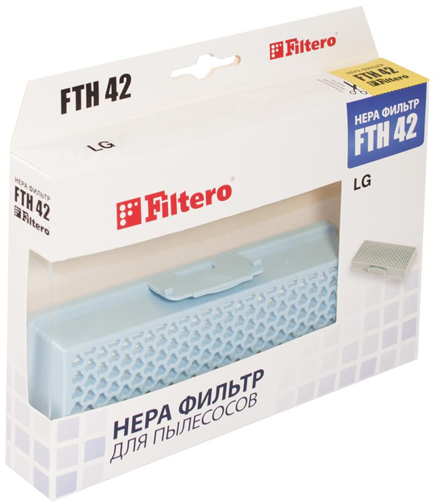 все цены на Filtero FTH 42 фильтр для пылесосов LG онлайн