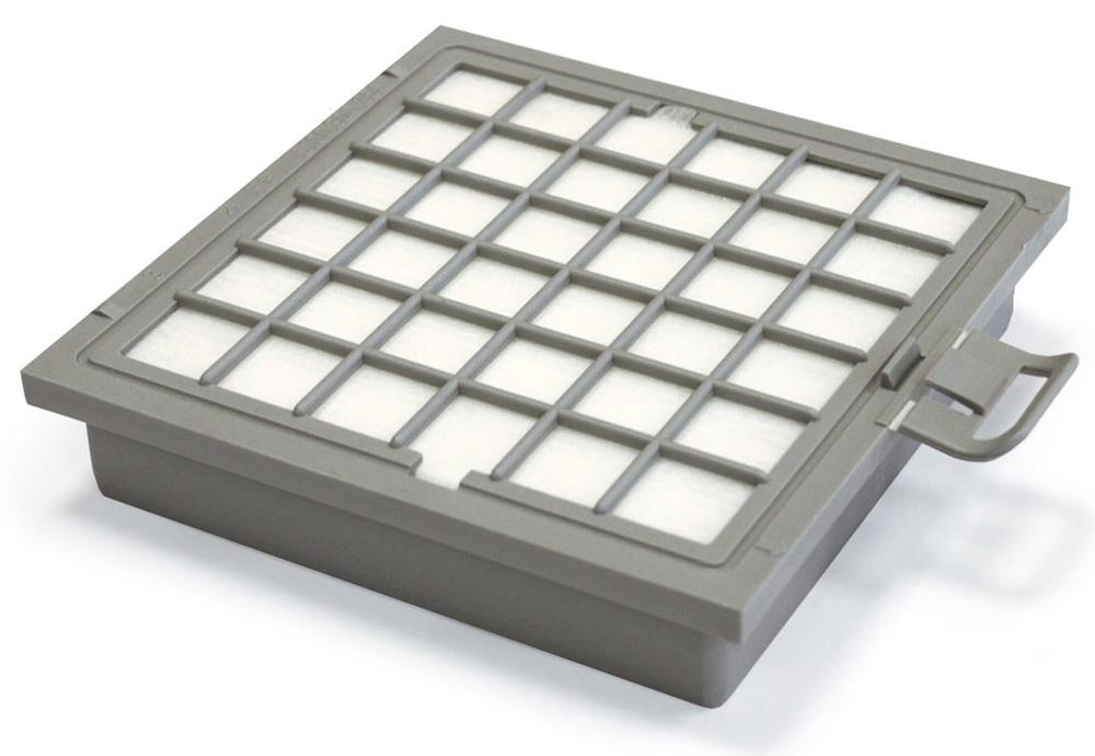 Filtero FTH 03 фильтр для пылесосов Bosch и SiemensFTH 03Немоющийся фильтр Filtero FTH 03 имеет уровень фильтрации НЕРА Н 12. Он препятствует выходу мельчайших частиц пыли и аллергенов из пылесоса в помещение. Подлежит замене, согласно рекомендации производителя пылесосов - не реже одного раза за 6 месяцев.