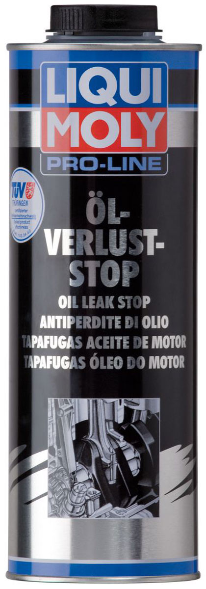 Средство для остановки течи моторного масла Liqui Moly