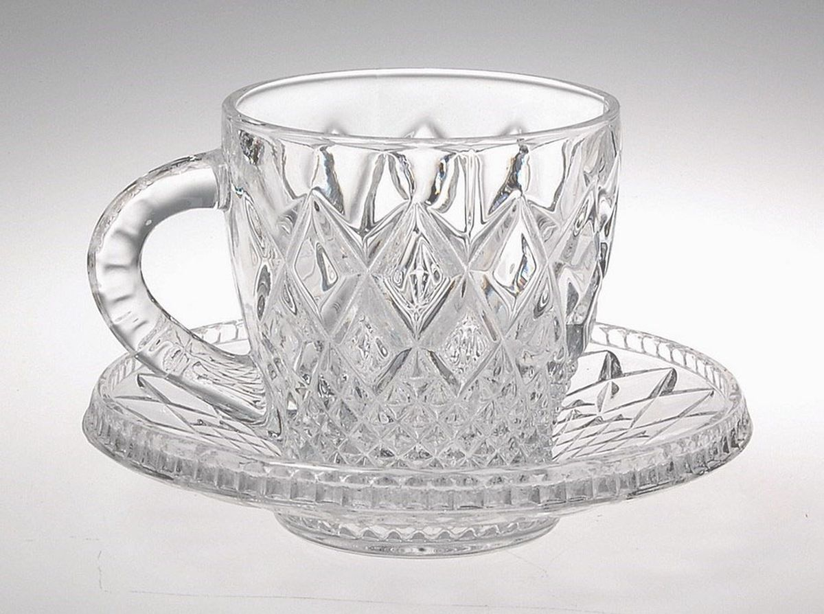 Набор для кофе Crystal Bohemia Mokko, 4 предмета набор для специй crystal bohemia тыква 2 предмета