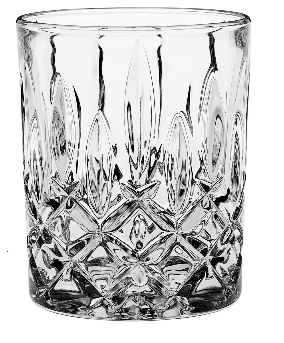 Набор стаканов для виски Crystal Bohemia, 270 мл, 6 шт набор стаканов для виски crystal bohemia 320 мл 6 шт