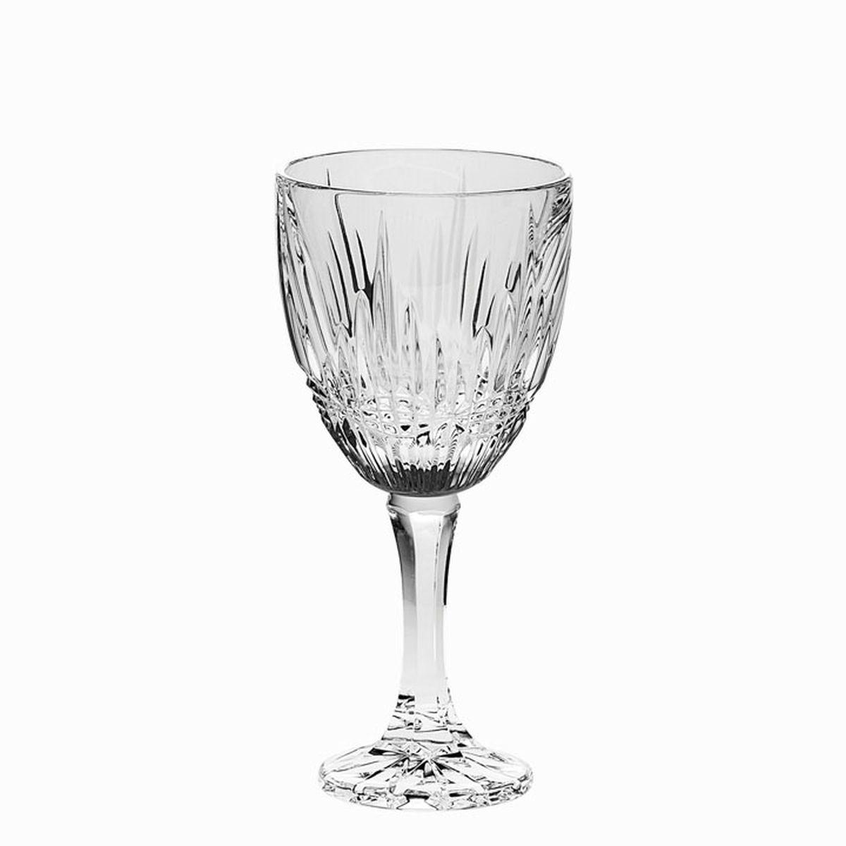 Набор рюмок для вина Crystal Bohemia Vibes, 250 мл, 6 шт990/12520/0/24355/250-609Набор Crystal Bohemia включает 6 рюмок для вина, выполненных из хрусталя. Это настоящий чешский хрусталь с содержанием оксида свинца 24%, что придает изделиям поразительную прозрачность и чистоту, невероятный блеск, присущий только ювелирным изделиям, особое, ни с чем не сравнимое светопреломление и игру всеми красками спектра как при естественном, так и при искусственном освещении.Продукция из хрусталя соответствует всем европейским и российским стандартам качества и безопасности. Традиции чешских мастеров передаются из поколения в поколение, а высокая художественная ценность изделий признана искушенными ценителями во всем мире.
