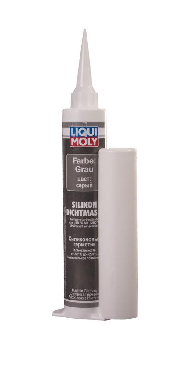Герметик силиконовый LiquiMoly  Silicon-Dichtmasse , цвет: прозрачный, 80 мл - Автохимия и косметика - Клеи и герметики