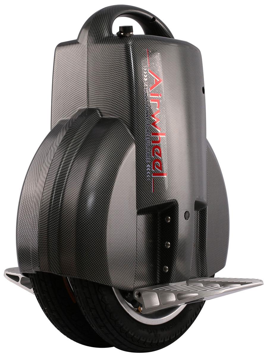 Airwheel Q3, Black двухколесный гироцикл (батарея Panasonic 340 Вт/ч)AIRWHEEL Q3-340WH-BLACKКомпактное моноколесо со сдвоенной колесной конструкцией и диаметром 14 дюймов.Двойное колесоЗащита от пыли и влагиИндикатор зарядаРучка для переноски340WHМатериал корпуса: Металл; Пластик