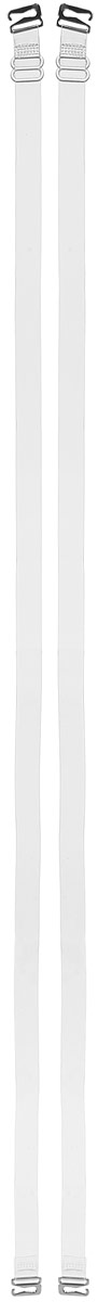 Бретели Luce Del Sole, цвет: прозрачный. 1606. Размер универсальный1606Бретели для бюстгальтера Luce Del Sole, изготовленные из гипоаллергенного силикона, идеально подходят для вечерних платьев с глубоким вырезом, обнажающим спину и плечи. С ними вы забудете о проблеме выглядывающих из-под одежды лямок нижнего белья. Изделие регулируется с помощью металлических регуляторов. В комплект входят две бретели.