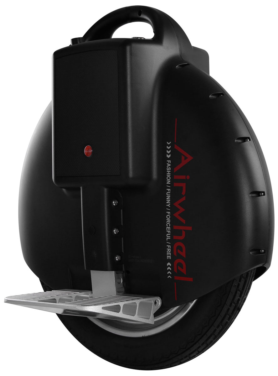 Airwheel X8, Black одноколесный гироцикл (батарея Panasonic 170 Вт/ч)