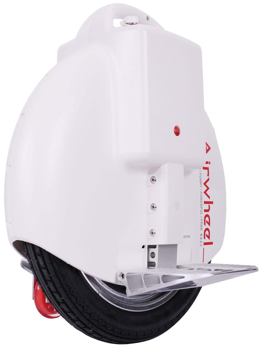 Airwheel X8, White одноколесный гироцикл (батарея Panasonic 170 Вт/ч)AIRWHEEL X8-170WH-WHITEКомпактное моноколесо с одноколесной конструкцией и радиусом 16 дюймовЗащита от пыли и влаги Индикатор заряда Ручка для переноски Увеличенное колесо170WHМатериал корпуса: Металл; Пластик