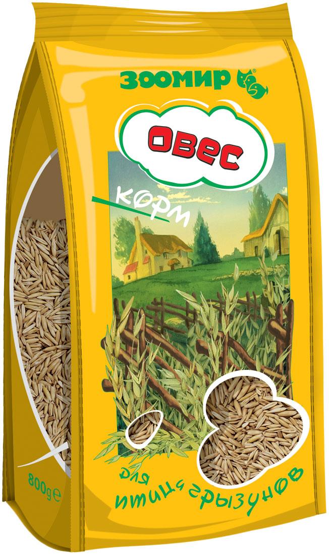 Корм для птиц и грызунов Зоомир Овес, 500 г4605Зоомир Овес - традиционный вид корма для большинства декоративных зерноядных птиц и грызунов. Является основой для составления различных питательных зерновых смесей. Отличается высоким содержанием белка и таких незаменимых аминокислот, как лизин, триптофан, метионин, а также витаминов группы В. Особенно питателен в размоченном (распаренном) и проросшем виде. Мелкие птицы охотнее потребляют его именно в таком виде, а более крупные, например, попугаи предпочитают сухие зерна.Состав: семена овса.Товар сертифицирован.