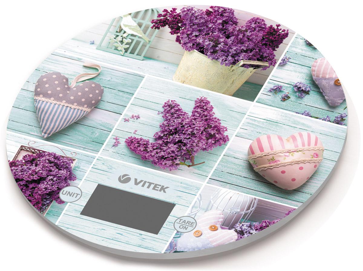 Vitek VT-2426(L) весы кухонные - Кухонные весы