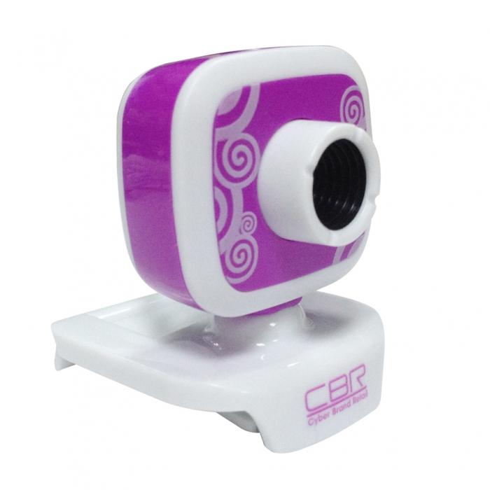 CBR CW 835M, Purple Web-камера