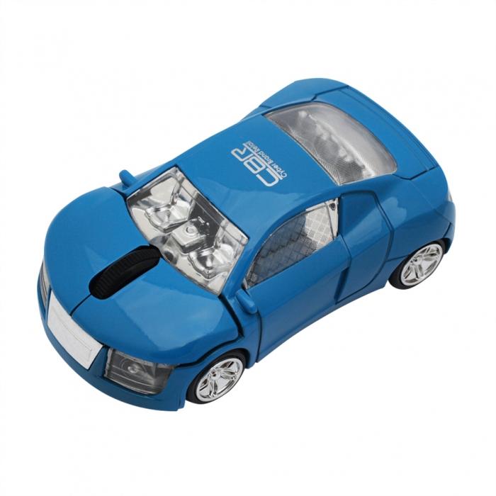 CBR MF 500 Cosmic, Blue мышьMF 500 Cosmic BlueКомпьютерный манипулятор CBR MF 500 Cosmic выполнен в виде шикарного гоночного автомобиля. Болид работает на частоте 2,4 ГГц, и требует для заправки всего одну батарейку типа ААА. В нижней части капота модель имеет удобный разъем для удобного размещения донгла, что минимизирует шансы потери его при частых поездках. Управление скоростным болидом осуществляется с помощью двух кнопок и колеса прокрутки с функцией нажатия. Манипулятор способен рассекать ваш рабочий стол со скоростью 1000 dpi. Миниатюрные размеры модели удобно разместятся в ладони любого размера.