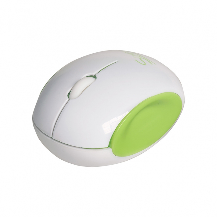 CBR Simple S14, Green мышь - Клавиатуры и мыши