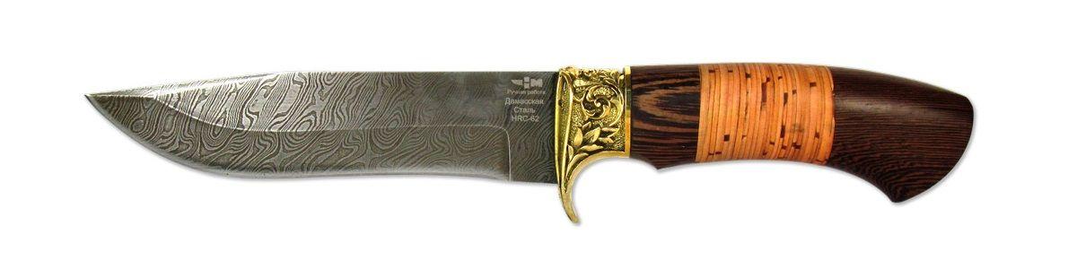 Нож охотничий Ножемир Таежник, длина клинка 15,1 см