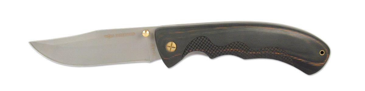 Нож складной Ножемир, нержавеющая сталь, общая длина 23,8 см нож страйт сталь 65х13