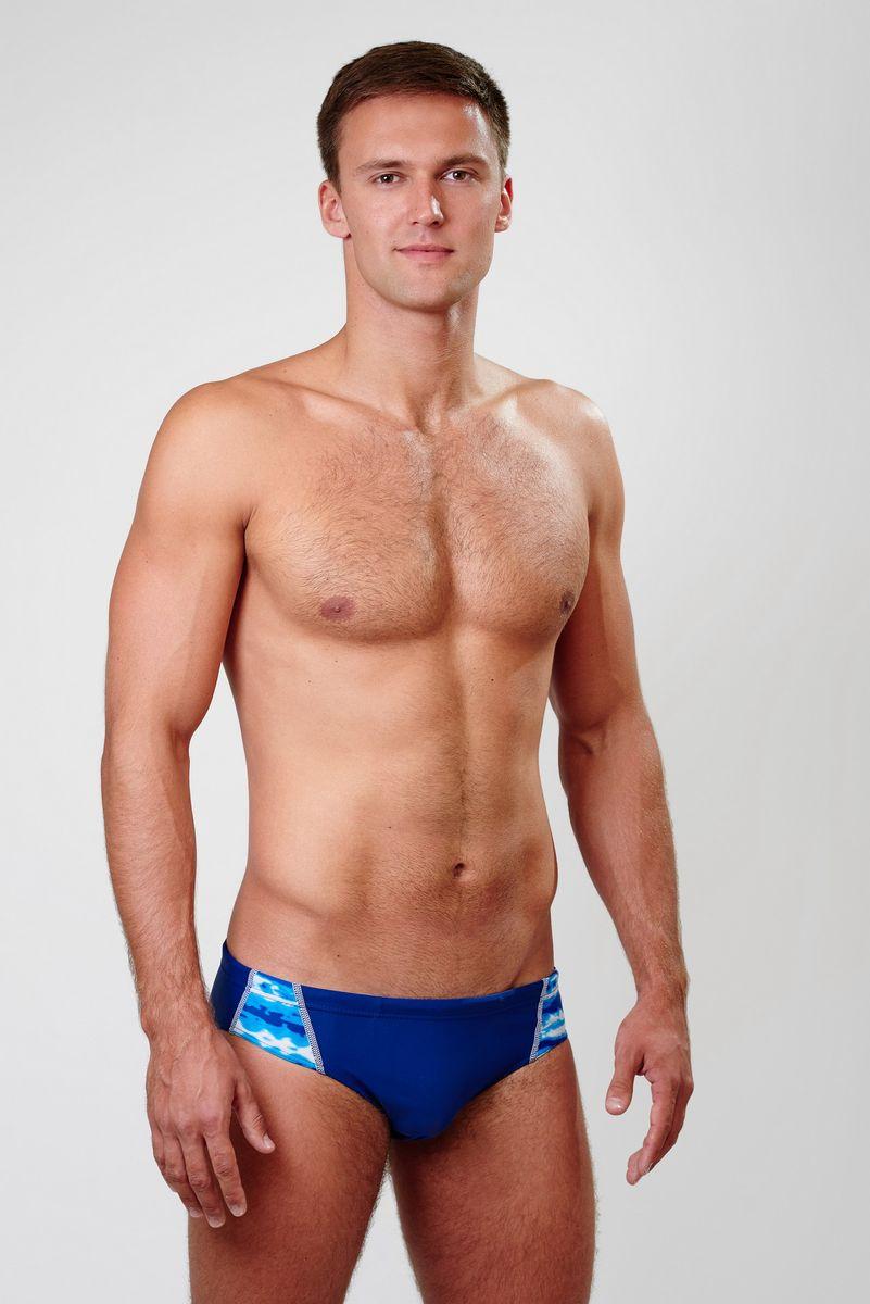 Плавки мужские Emdi, цвет: темно-синий. 07-0810-100. Размер 42 emdi бордшорты