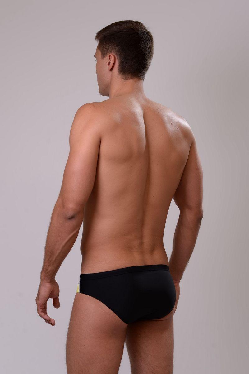 Плавки мужские Emdi, цвет: черный. 07-0810-100. Размер 42