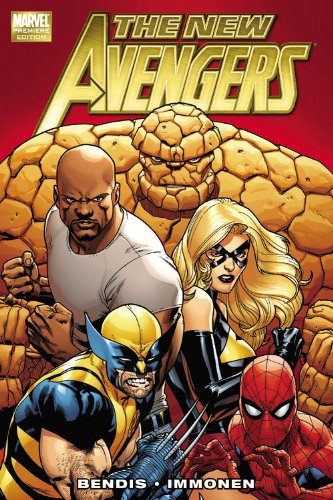 New Avengers: Volume 1 occupy avengers volume 1 taking back justice