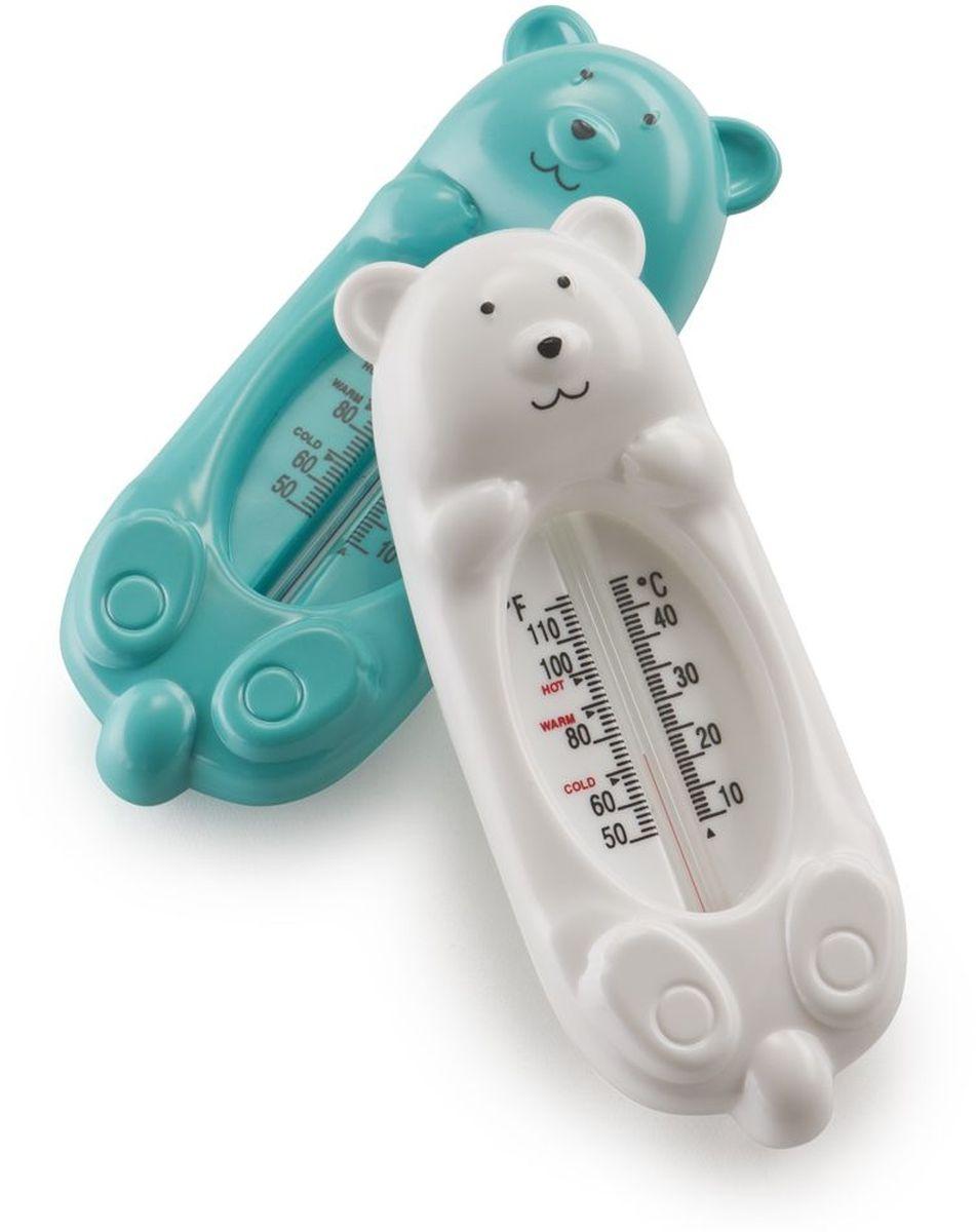 Happy Baby Термометр для воды цвет белый