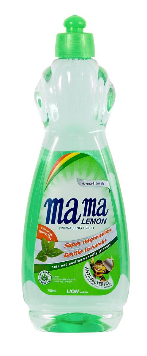 Гель для мытья посуды и детских принадлежностей Mama Lemon Green Tea, с ароматом зеленого чая, 750 мл463327Для мытья посуды, овощей и фруктов, для мытья детских принадлежностей, на основе природных минералов, Cистема Двойного Обезжиривания (AFDS), 3х концентрация, не сушит руки, на основе природных минералов, устраняет неприятные запахиКак выбрать качественную бытовую химию, безопасную для природы и людей. Статья OZON Гид