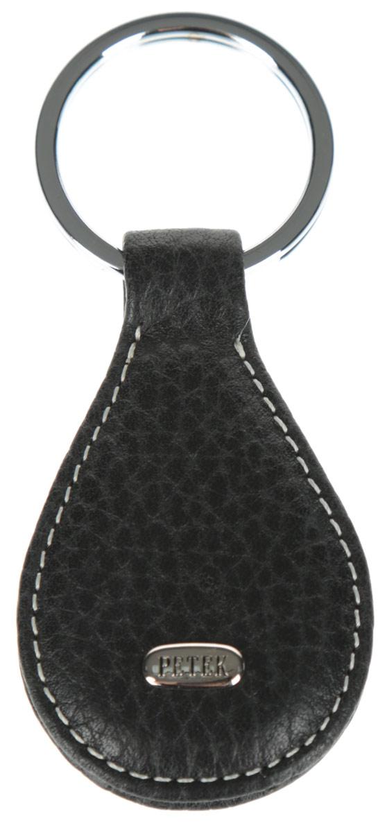 Брелок Petek 1855, цвет: черный. 529.06.01