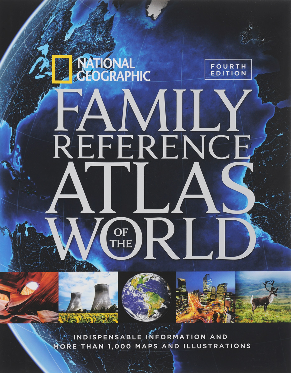 NGEO ATLAS FAMILY REF 4TH ED the times atlas of the world compact edition