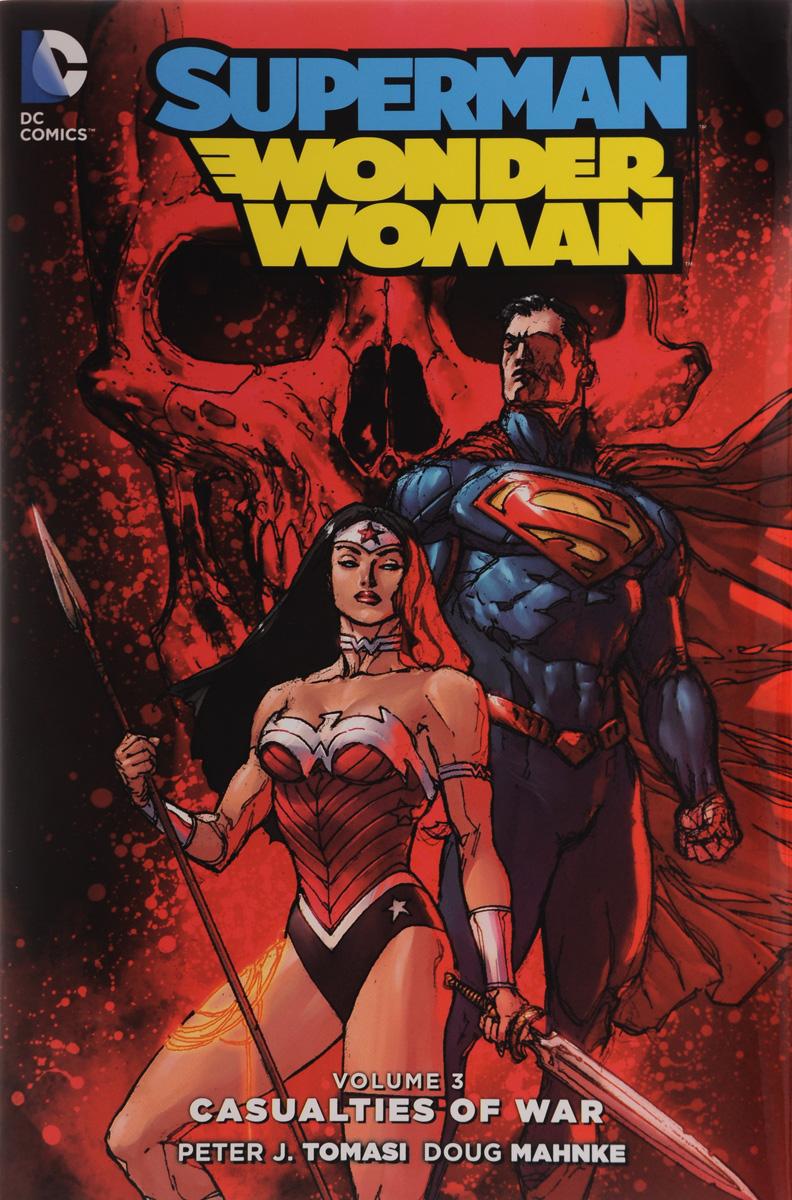 SUPERMAN/WONDER WOMAN VOL. 3 james robinson superman nightwing and flamebird vol 2
