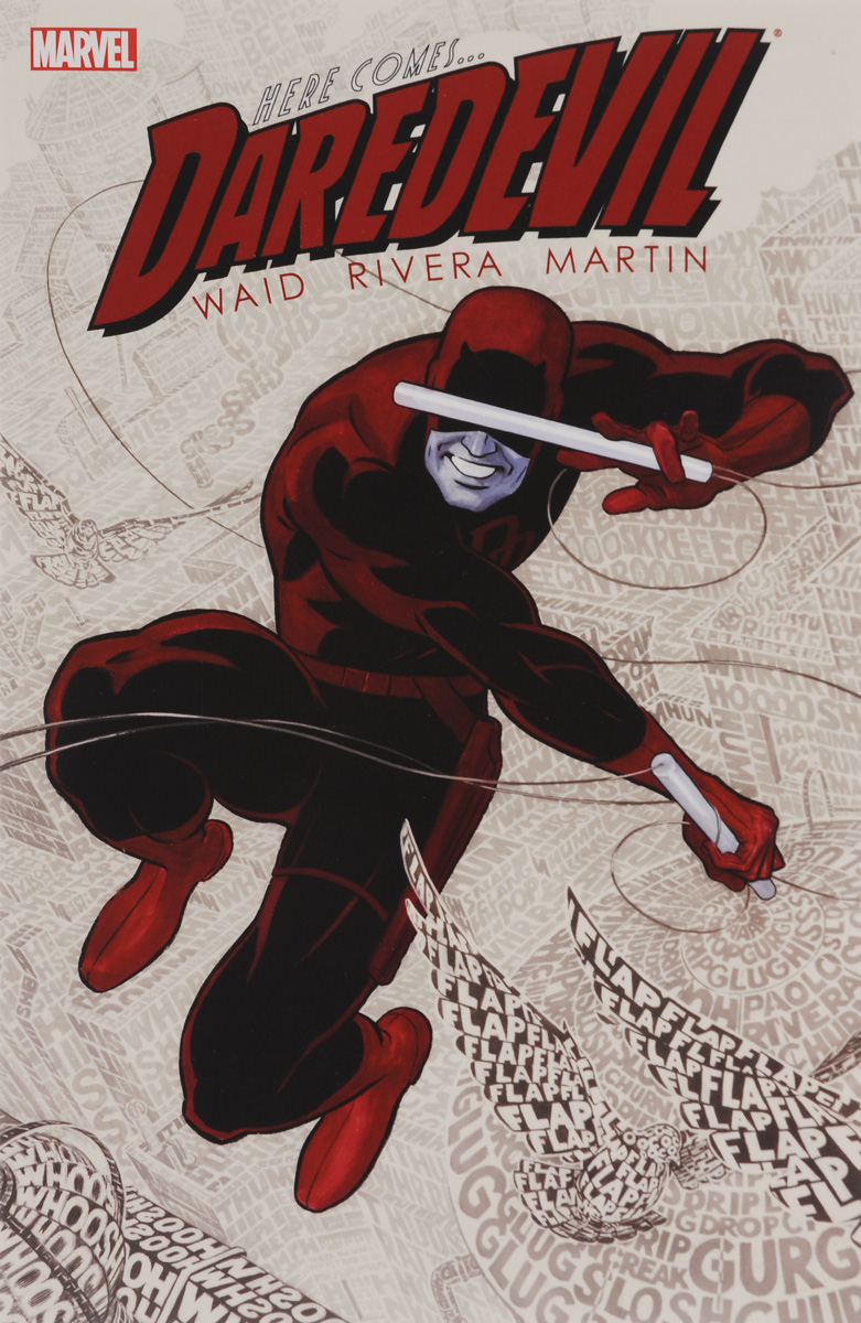 Daredevil by Mark Waid: Volume 1 daredevil volume 3