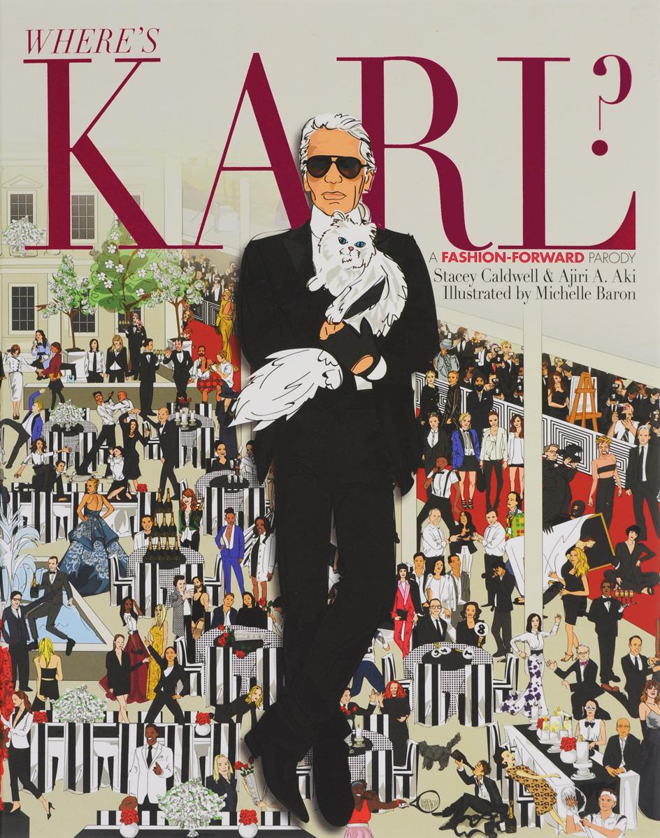 Where's Karl? A Fashion-Forward Parody