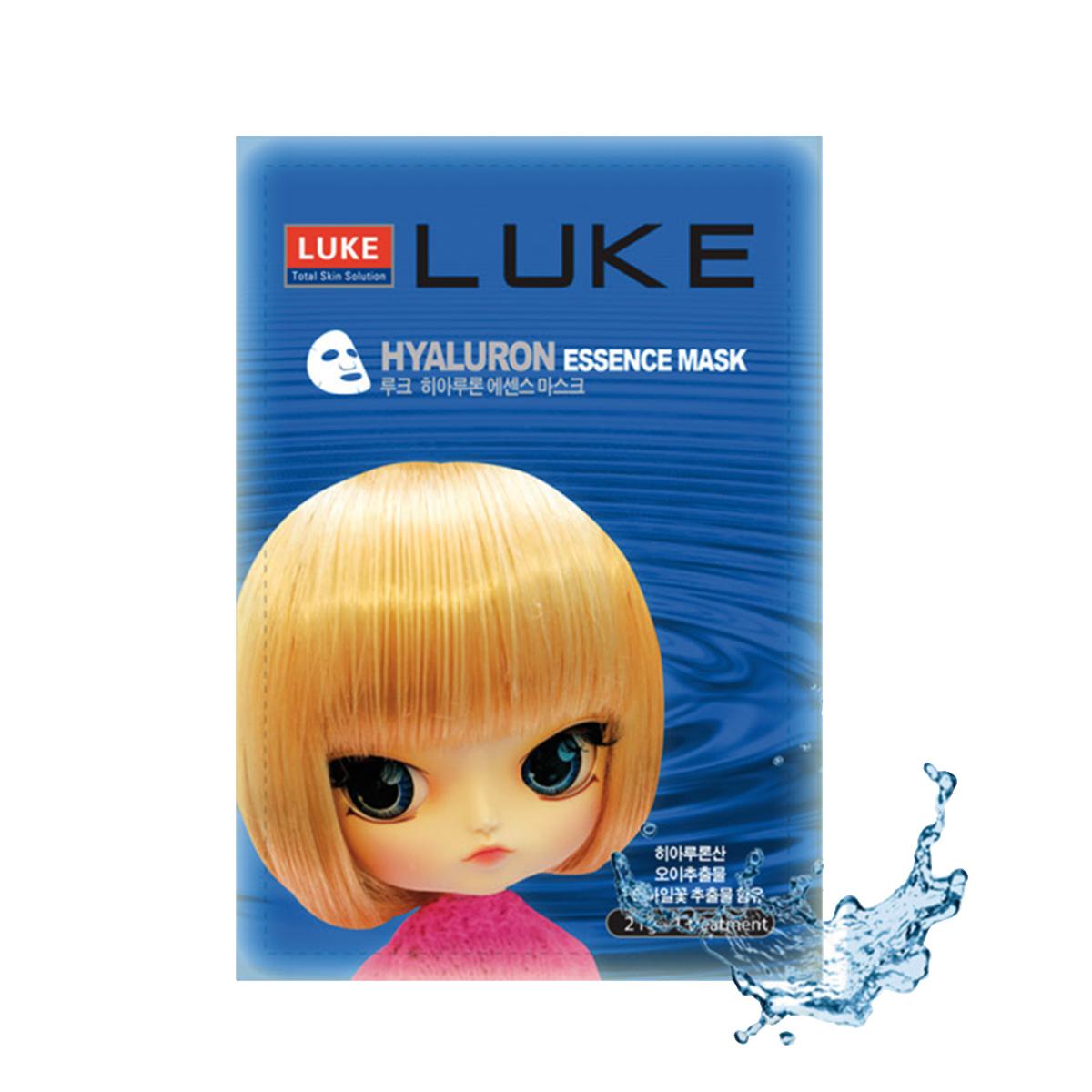 Luke Маска с гиалуроновой кислотой Hyaluron Essence Mask 21 г lucky luke vol 57