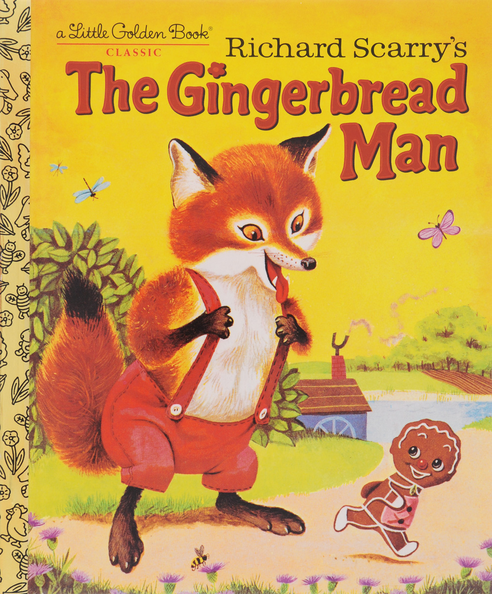 GINGERBREAD MAN, THE the gingerbread man