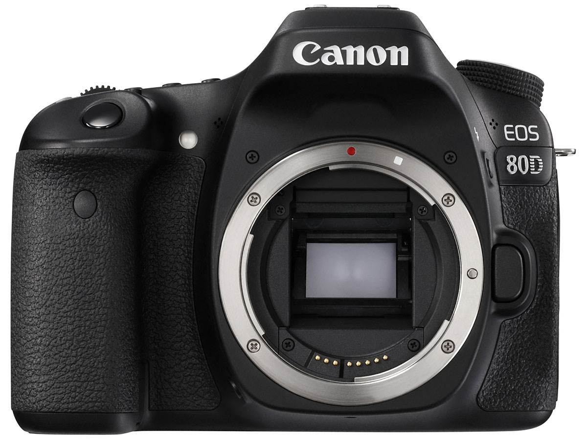 Canon EOS 80D Body цифровая зеркальная фотокамера1263C010Canon EOS 80D - мощная , универсальная и быстрая камера, которая позволит вам раскрыть свой творческий потенциал. Она отлично подходит для съемки спортивных событий, портретов, пейзажей, улиц, путешествий и съемки при слабом освещении, а также для качественной видеосъемки, благодаря инновационным технологиям, которые позволяют получать превосходные результаты в любой ситуации. Моментально реагируйте на изменения и с легкостью снимайте спортивные соревнования или дикую природу благодаря высокопроизводительной системе автофокусировки, максимальной скорости серийной съемки 7 кадров/с и настраиваемым элементам управления.Не упустите ни одного мимолетного движения спортивной игры и создавайте четкие фотографии даже при заливающем свете благодаря быстрореагирующей и точной системе автофокусировки, которая работает в сложных условиях освещения до -3 EV. 45-точечная система автофокусировки крестового типа позволяет выбрать точку или область фокусировки в соответствии с композицией и обеспечивает высокую точность и расширенные возможности управления фокусом по широкой зоне, гарантируя превосходный результат независимо от места постановки объекта в кадре.Ваши снимки всегда будут четкими при использовании системы автофокусировки с различными комбинациями объективов и телеконвертеров благодаря 27 точкам автофокусировки, поддерживающим фокусировку при значении диафрагмы f/8.Наслаждайтесь гибкостью управления на камерах EOS среднего формата благодаря настраиваемым кнопкам, верхнему ЖК-дисплею и видоискателю, которые позволяют вам легко и быстро регулировать настройки камеры.Создавайте фотографии отличного качества под стать вашим творческим способностям. Камера обеспечивает превосходные изображения в различных условиях освещения, передающие все детали, цвета и настроение и готовые для редактирования и демонстрации, благодаря 24,2-мегапиксельному датчику изображений CMOS APS-C и процессору DIGIC 6.Наслаждайтесь точной и стаб
