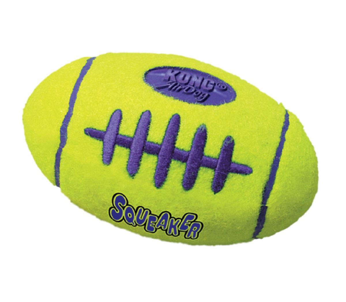 Игрушка для собак Kong Air Dog, средняя, длина 12 см