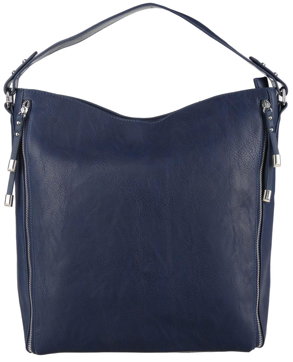 Сумка женская Top Secret, цвет: темно-синий. SBG0876GROS сумка женская top secret цвет белый sbg0878bios
