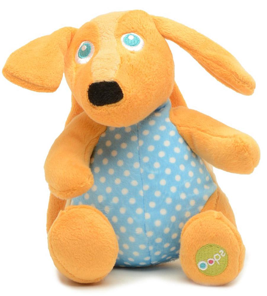Oops Музыкальная игрушка-подвеска Собака подвесные игрушки oops музыкальная кошка