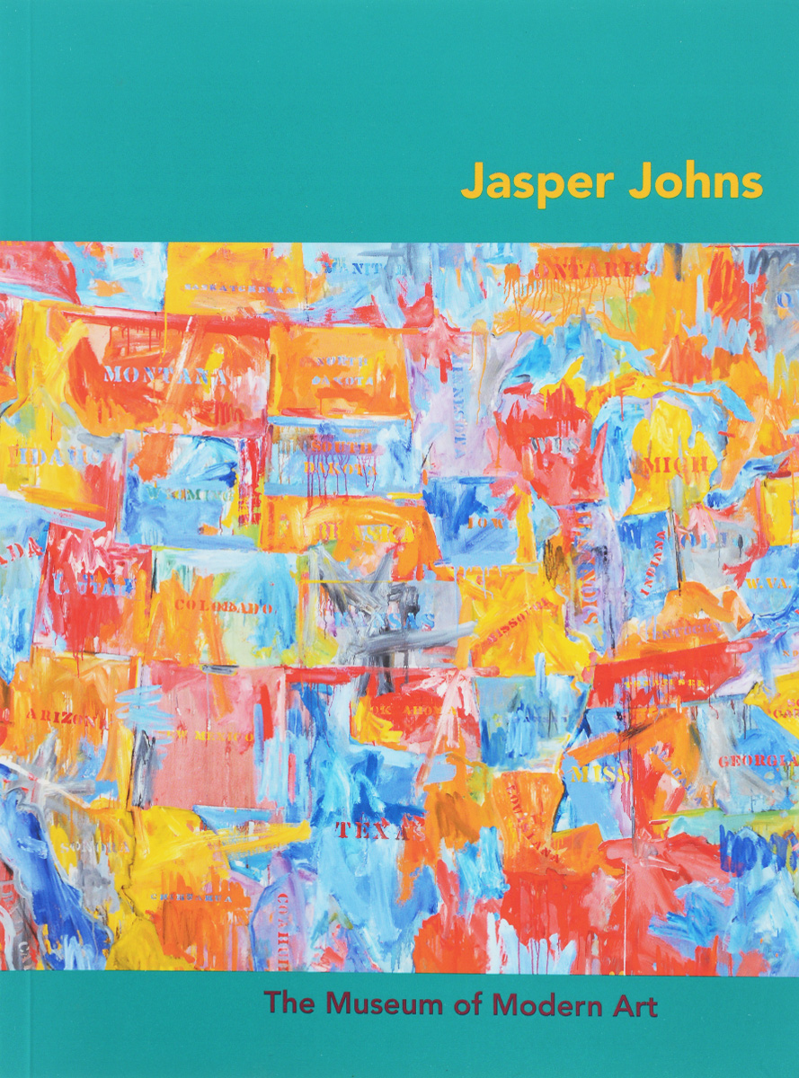 Jasper Johns the museum of oriental art moscow