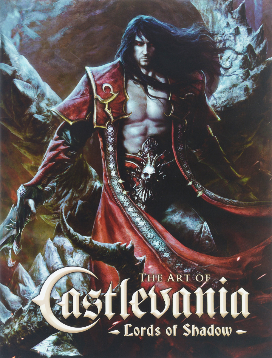 The Art of Castlevania - Lords of Shadow wasserfalle w 9802 l