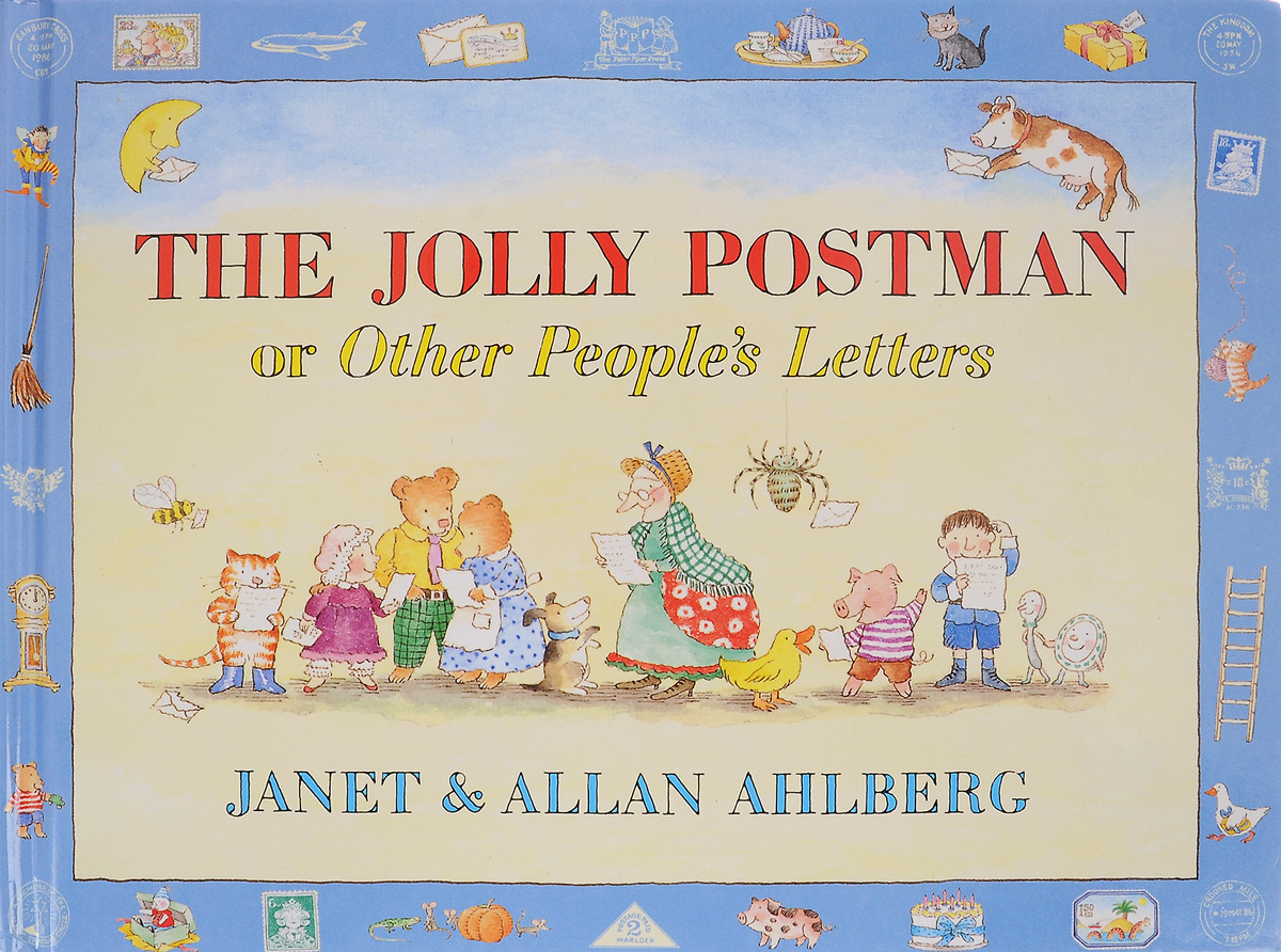Купить The Jolly Postman or Other People's Letters,
