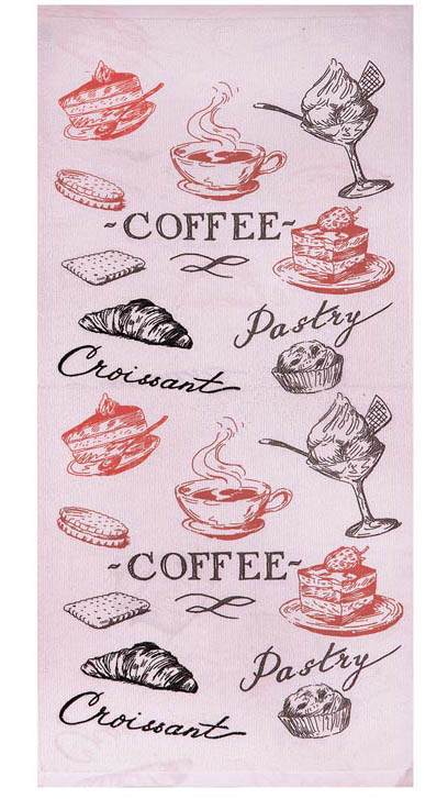 Полотенце кухонное Soavita Kitchen Mix Lunch, цвет: светло-лиловый, 34 х 76 см83041Кухонное полотенце Soavita Kitchen Mix Lunch, выполненное из высококачественной микрофибры, оформлено оригинальным рисунком. Изделие предназначено для использования на кухне и в столовой.Такое полотенце станет отличным вариантом для практичной и современной хозяйки.