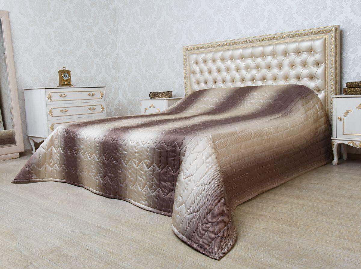 Покрывало Daily by Togas Триполи, цвет: коричневый, 240 х 260 см50.18.73.0121Изделие изготовлено из качественных материалов приятной палитры. Дизайн покрывала тщательно выверен. Эта модель станет отличной покупкой или подарком. Покрывало легко дополнит любой имидж и выставит вас в выгодном свете. Стильное покрывало Триполи станет замечательным решением для вашего дома. Состав: 100% полиэстер