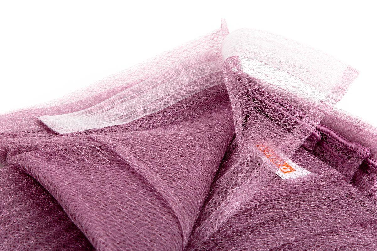Тюль Daily by Togas Камея, на ленте, цвет: розовый, высота 280 см50.19.74.0516Тюль Daily by Togas Камея, выполненный из практичного и износостойкого полиэстера, представлен в виде однотонной сетки. Такой материал прослужит вам долго, не утратив первоначальных свойств, и даже через много лет будет смотреться так же эффектно, как и в день покупки. Изделие оснащено европейской шторной лентой и утяжелителем по нижнему краю. Практичное, универсальное и простое в уходе, изделие станет настоящим украшением вашего интерьера.Уход: необходимо стирать при температуре 40°С с использованием моющих средств для деликатных тканей. Сушить на специальной сушке или развесив на окне. Тюль из полиэстера гладить не обязательно, но если такое желание возникнет, следует выбрать деликатный режим работы утюга (не более 150°С) и воспользоваться подутюжильником. Не отбеливать.