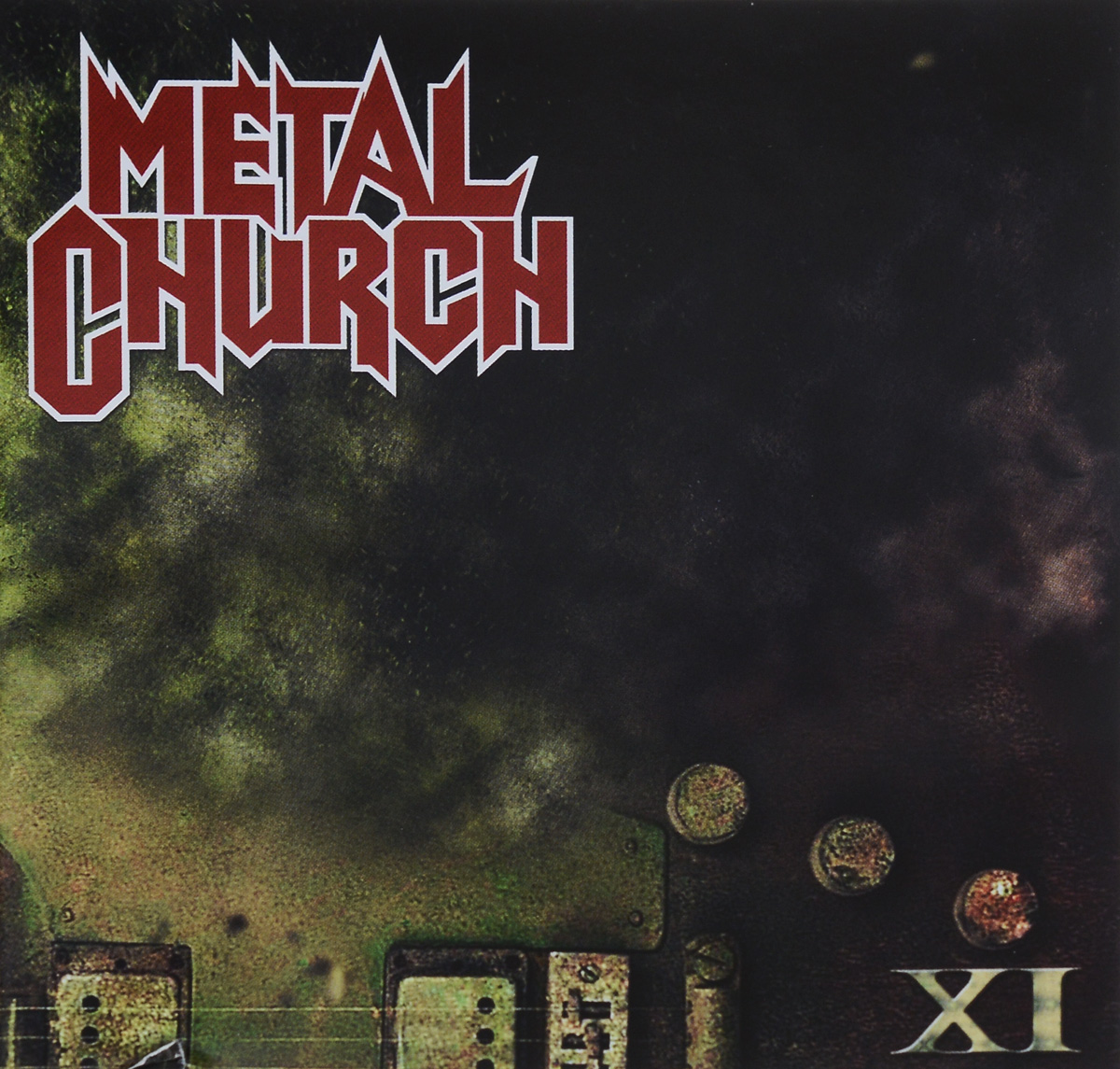 Metal Church Metal Church. XI виниловая пластинка metal church metal church