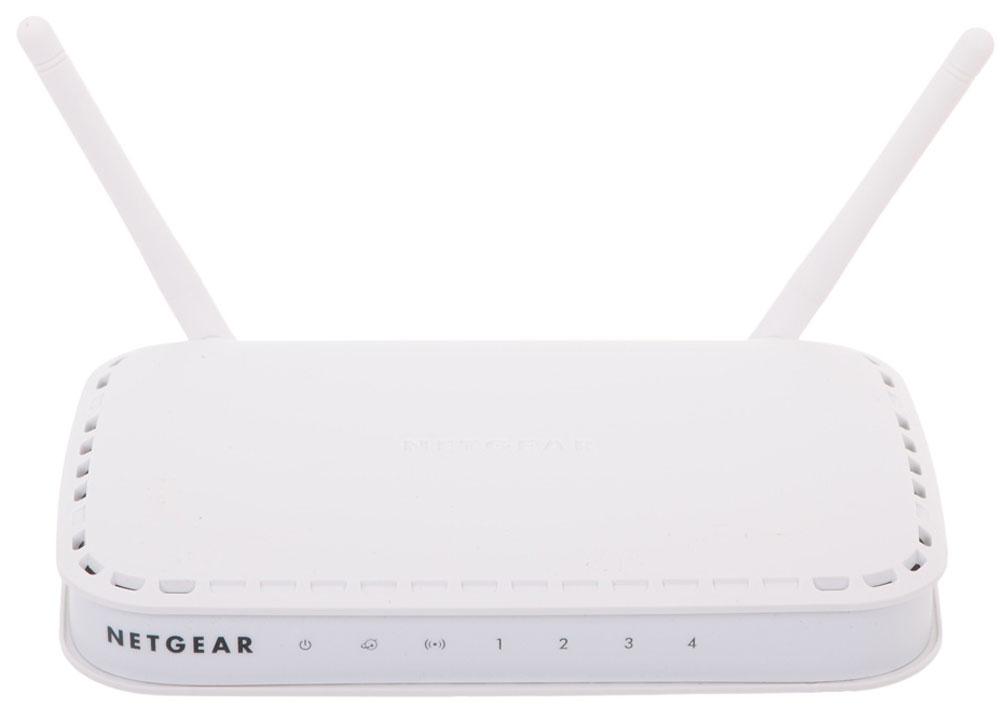 Netgear WNR614 маршрутизаторWNR614-100PESМаршрутизатор Netgear WNR614-100PES является идеальным решением для небольших квартир и домов. Данная модель обеспечивает стабильную передачу данных по Wi-Fi сети и раздачу интернета нескольким проводным и беспроводным устройствам, объединённым в единую сеть.На передней панели модели расположены светодиодные индикаторы: питание, беспроводная сеть, интернет, индикаторы локальных портов LAN. На задней панели имеются локальные порты и порт подключения к интернету, доступ к кнопке reset и разъём для блока питания. Маршрутизатор можно установить и в вертикальном положении с помощью прилагаемых подставок. Они легко фиксируются и хорошо удерживают корпус даже с подключёнными кабелями. Для управления Netgear WNR614-100PES используется веб-интерфейс, подсказки которого помогают понять незнакомые функции, а настройки позволяют обезопасить интернет соединение и вести учёт трафика.