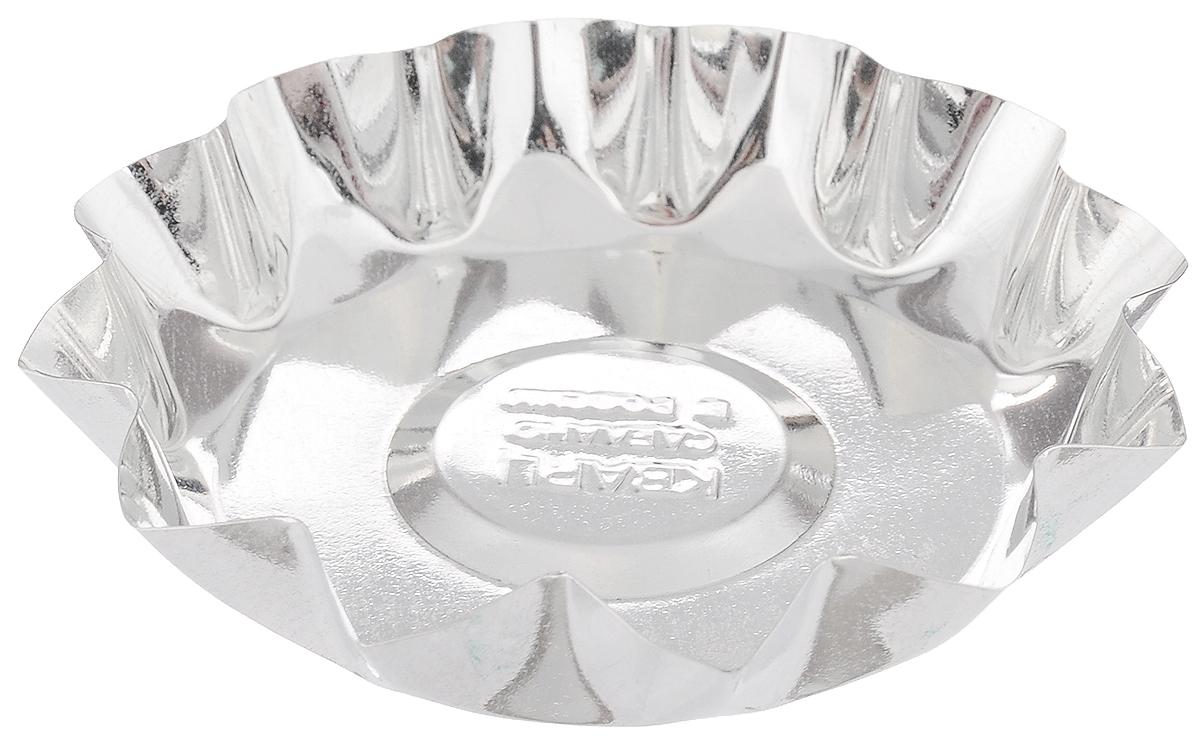 Форма для выпечки Кварц, диаметр 9,7 смКФ-04.000Форма Кварц, выполненная из белой жести, предназначена длявыпечки и приготовления желе. Стенки изделия рельефные. С формой Кварц вы всегда сможете порадовать своих близкихоригинальной выпечкой.Размер формы (по верхнему краю): 9,7 х 9,7 см. Высота формы: 2 см.