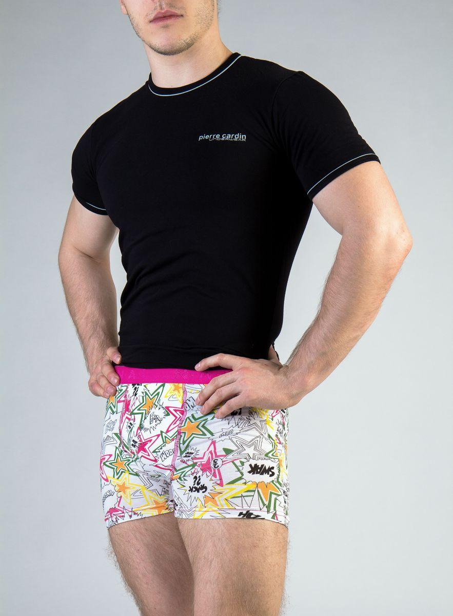 Трусы-боксеры мужские NAI, цвет: красный. 8530. Размер M/L (48/50) варочная панель индукционная smeg sim562b