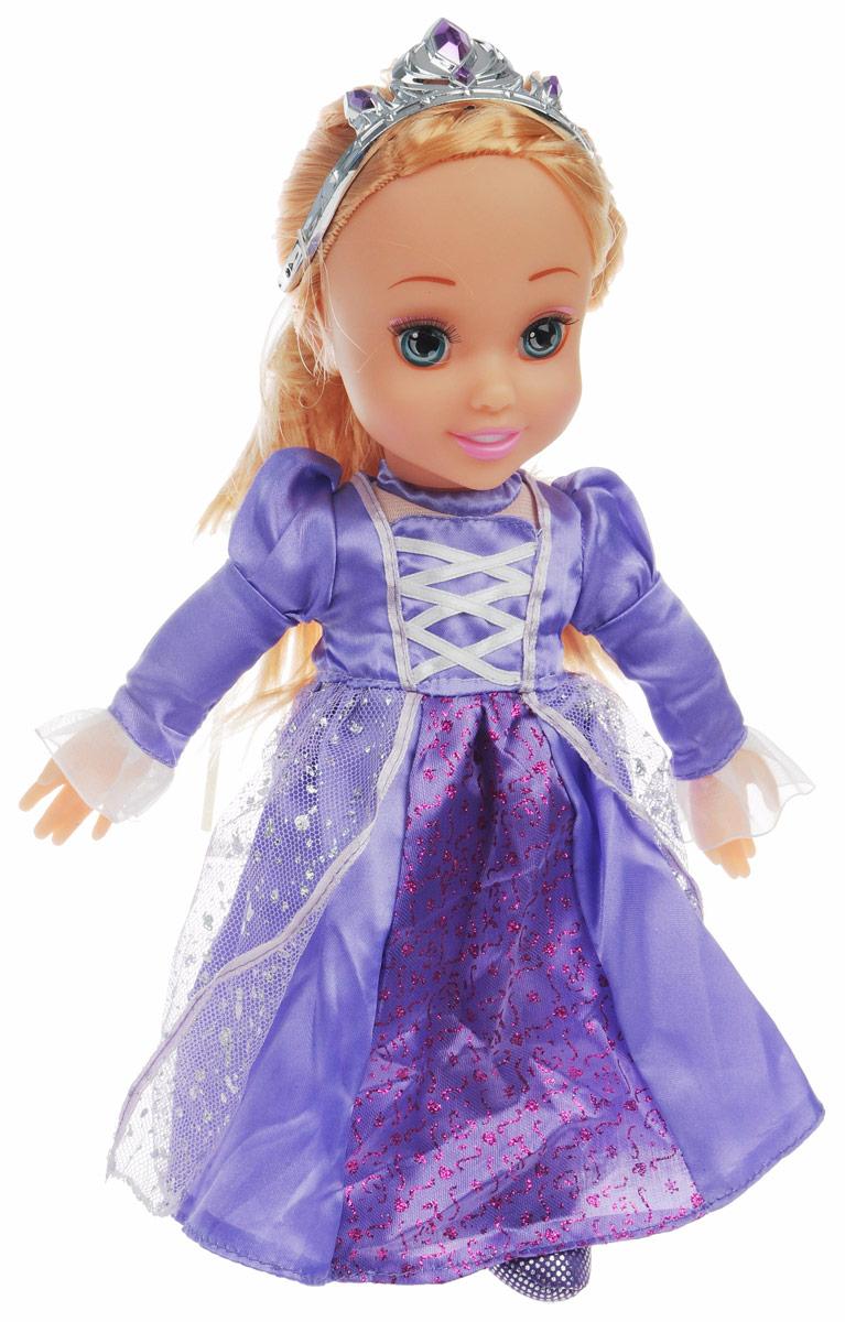Мульти-Пульти Кукла озвученная Рапунцель кукла рапунцель со светящимися волосами принцессы дисней